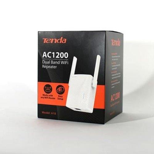 Tenda A18 AC1200 Dual-Band WiFi Repeater