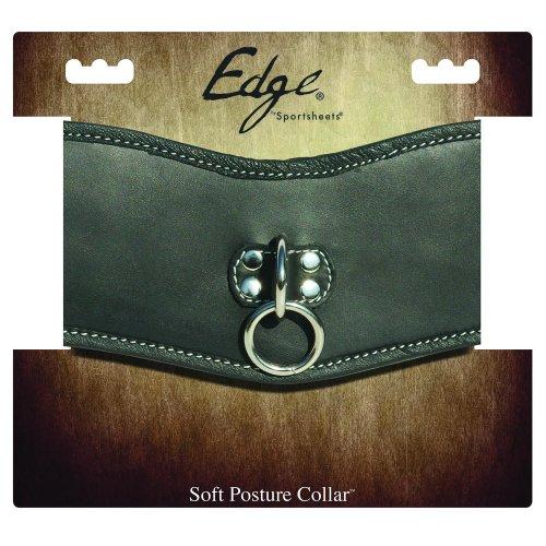Edge Soft Leather Posture Collar