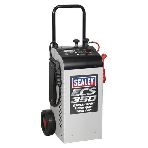 Sealey ECS350 Electronic Charger Starter 60/350A 12/24V