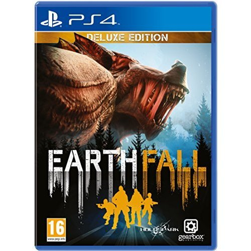 Earthfall Deluxe Edition (PS4) (New)