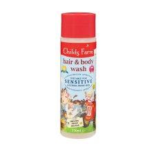 Childs Farm  Organic Orange Hair & Body Wash 250ml x 6