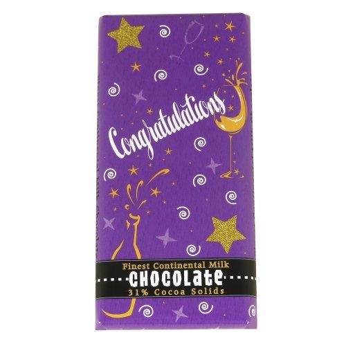 Chocolate Bar - Congratulations