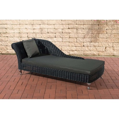 Chaiselounge Savannah 5mm Anthracite