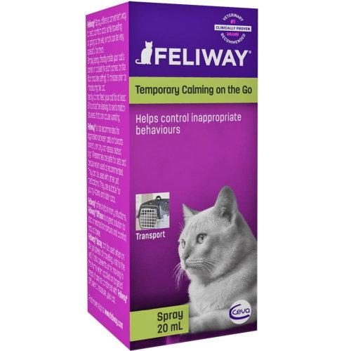 Ceva Feliway Spray 20ml