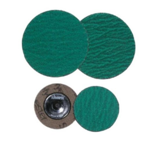 Shark Industries Ltd SR12613 2 in.36 Green Grit Zirconia Mini Grinding Discs