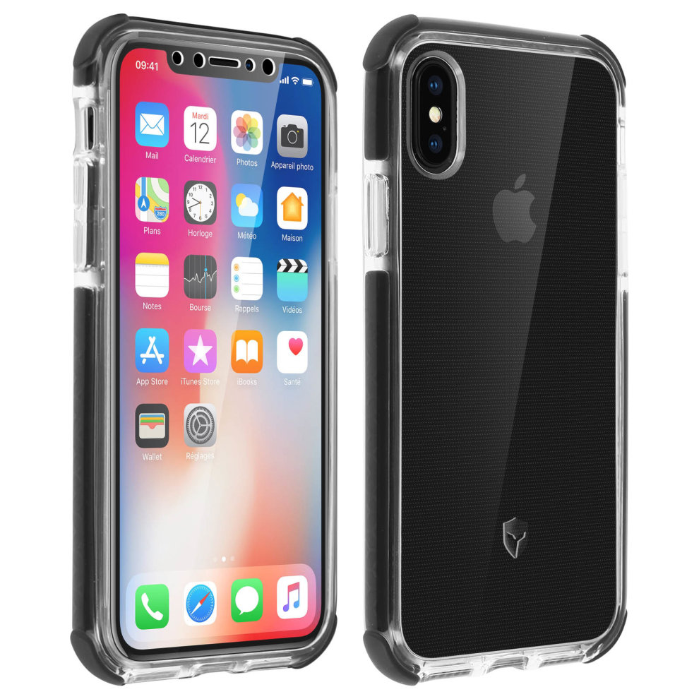 411f24900ae Force Case Urban light protective case for Apple iPhone X XS - Transparent  on OnBuy