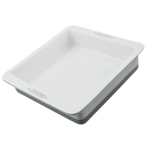 Bakehouse & Co 28cm Ceramic Square Roasting Dish