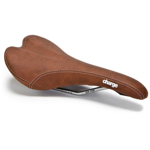 Charge Spoon Saddle Brown Cromo Rails by Charge Bikes
