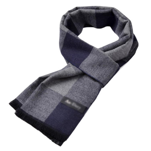 England Style Man Scarf Decent Fashion Business Scarves Gift -A05