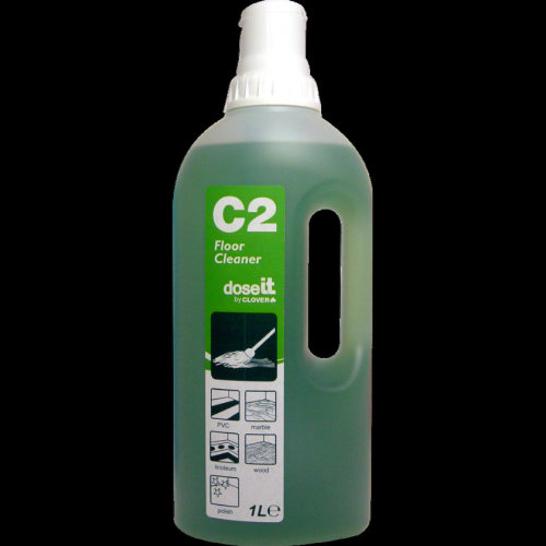 Clover C2 1 ltr Floor Cleaner Suitable For All Hard Floors