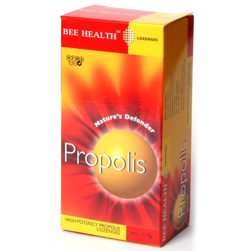 Bee Health Propolis Lozenges 112g