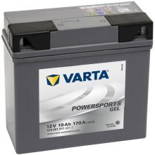 Varta Motorcycle Battery Powersports Gel BMW