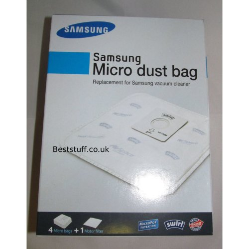 Samsung Micro Dust Bag and Filter Pack for The SC21F60 Range