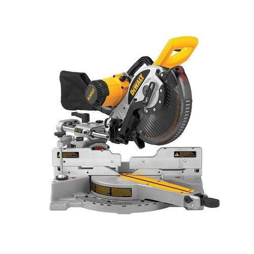 DeWalt DW717XPSL Slide Compound Mitre Saw Leg Stand 250mm Bevel 1600 Watt 110 Volt