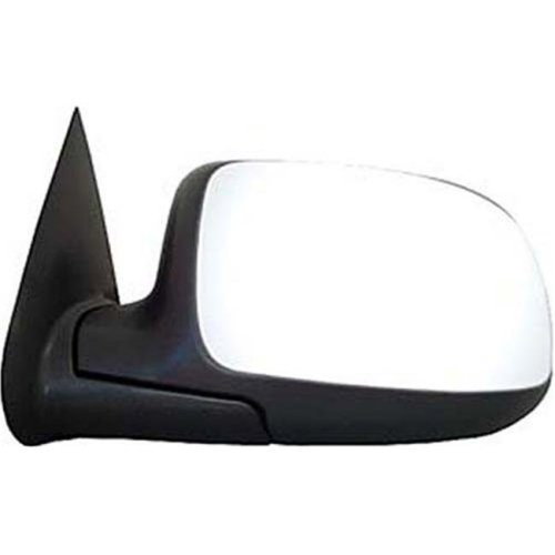 Cipa 27375 Oe Style Chrome Power Replacement Passenger Side Mirror