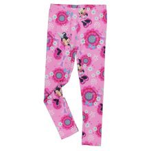 Minnie Mouse Leggings - Pink