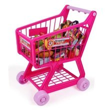 Kids' Lovely Mini Play Toys Educational Toys Simulation Shopping Cart Toy