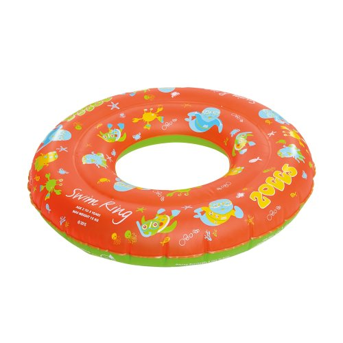 Zoggs Kid's Safe Swimming Ring Confident Support, Zoggy, 2-3 Years