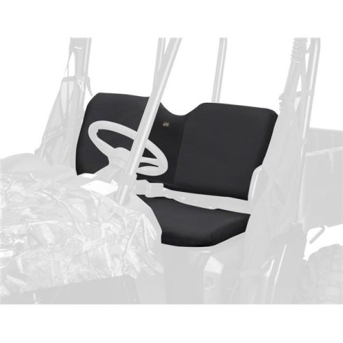 Remarkable Classic Accessories 18 158 010401 Rt Utv Bench Seat Cover For Polaris Black Pdpeps Interior Chair Design Pdpepsorg