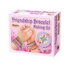 6 Friendship Bracelet Craft Kits