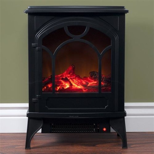 Northwest 80-WSD013 Freestanding Classic Electric Log Fireplace