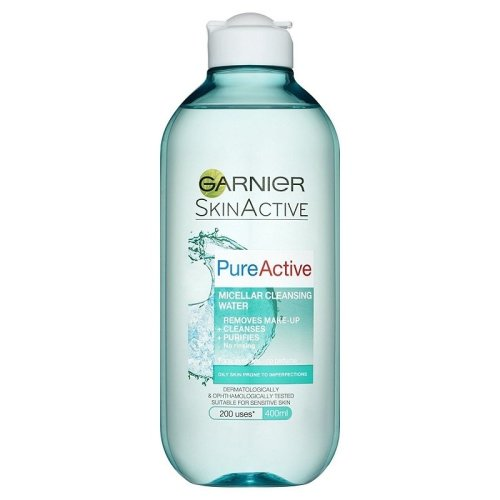 Garnier Pure Active Micellar Water for Oily Skin 400ml