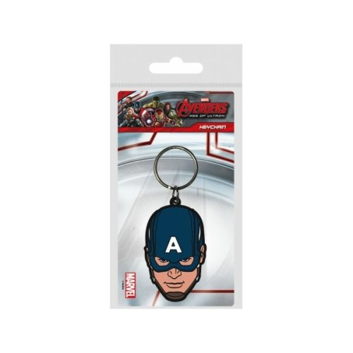 Marvel - Avengers Age of Ultron Keyring - Captain America
