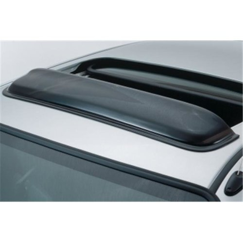 VENTSHADE CO 77005 Sunroof Wind Deflector, Smoke