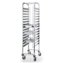 Heavy Duty 15 Level Gastronorm Racking Trolley GN 1/1