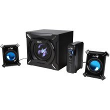 Genius SW-G2.1 2000 2.1 Channel Gaming Speaker System