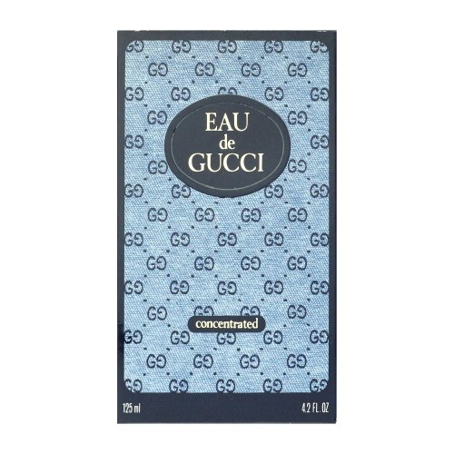 Gucci Eau de Gucci Concentrated Splash 4.2Oz/125ml In Box (Vintage)