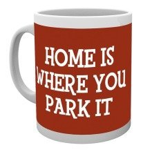 Vw Camper Home Mug