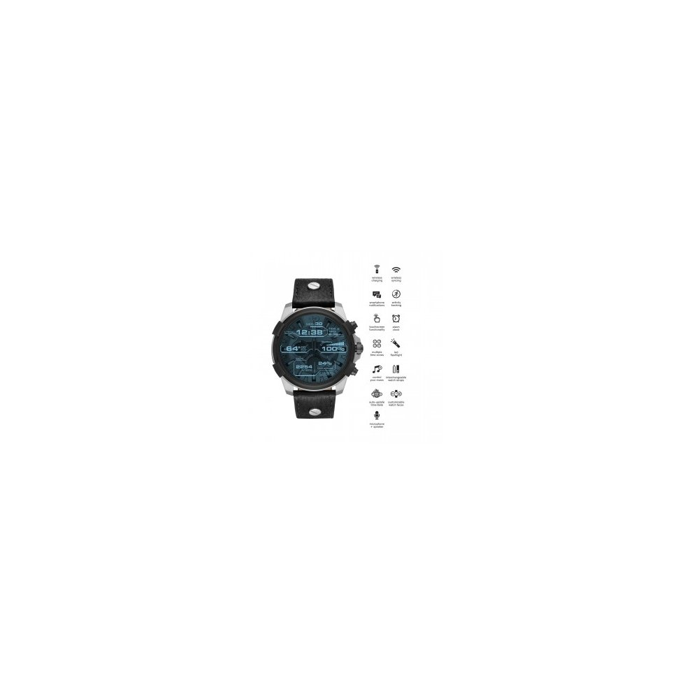 DIESEL SMARTWATCH FULL GUARD STEEL DZT2001 - 8b303a267214dcd , DIESEL-SMARTWATCH-FULL-GUARD-STEEL-DZT2001-13495718 , DIESEL SMARTWATCH FULL GUARD STEEL DZT2001 , Array , 13495718 , Jewellery & Watches , OPC-PDPW5S-NEW