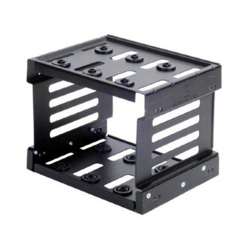 Silverstone Technology CFP53B 3X Hard Drive Cage - Black