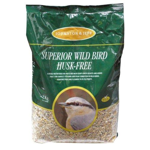 J&j Superior Wild Bird Seed 2kg