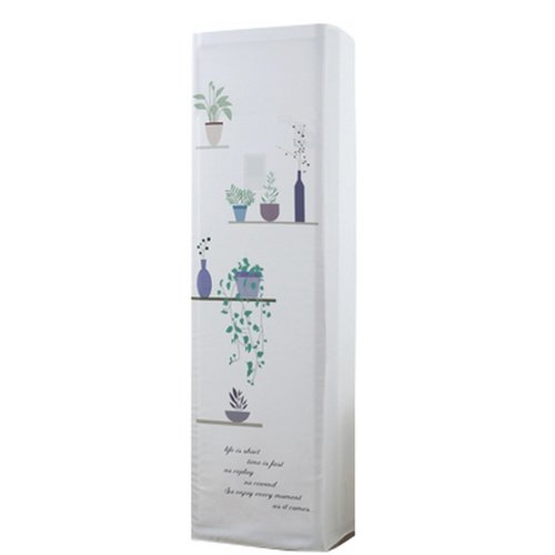 Cleaning Dust Cloths Anti Dust Cloth Air Conditioner Cover Hanging Orchids