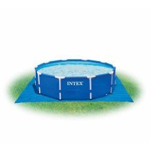 Intex 28048 Bottom Sheet for Above Ground Pools 472x472cm