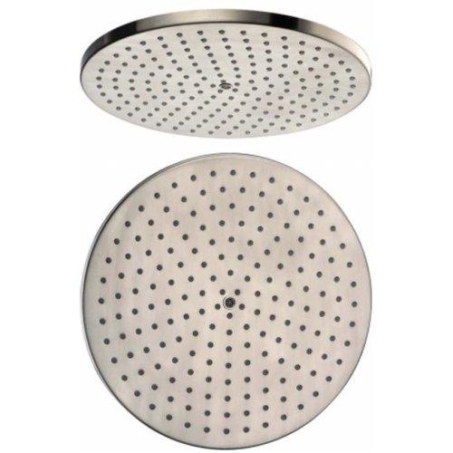 Dawn Kitchen & Bath RSS240400-10 10 in. Round Rain Showerhead - Brushed Nickel