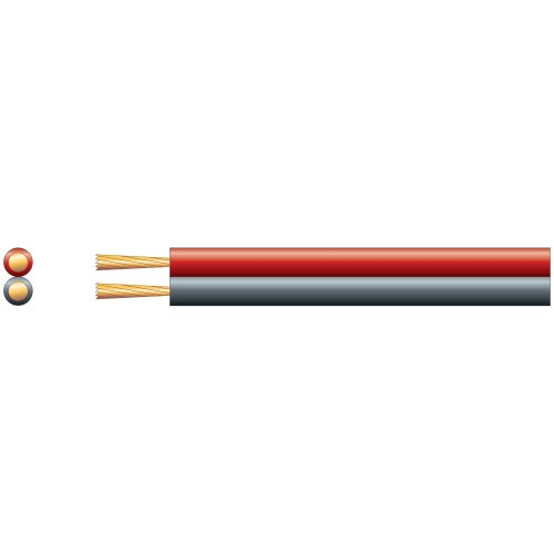 Figure 8 Power/Speaker Cable Red/Black