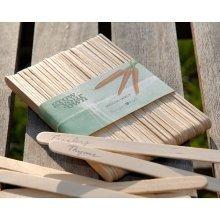 Burgon & Ball Wooden Seedling Labels x 50