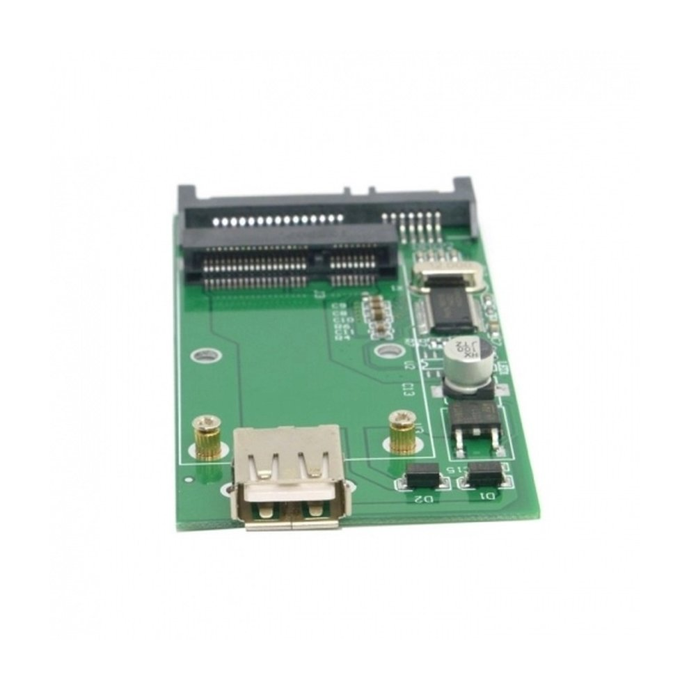 Mini pcie mSATA SSD to 2 5