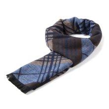 Men's Long Neckwear Woo lPlaid Scarves