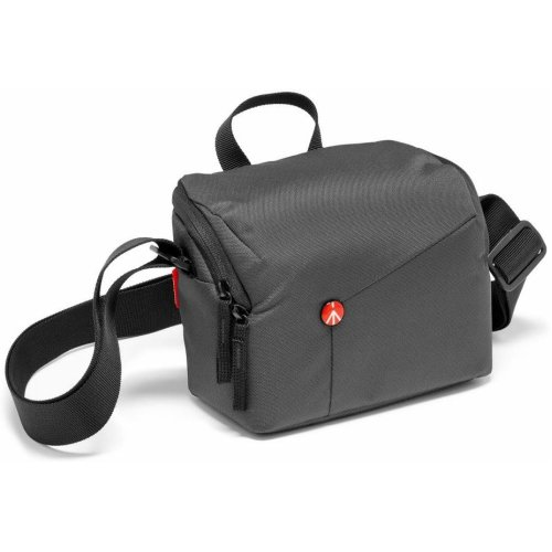 Manfrotto NX Shoulder Camera Bag Grey V2 MB NX-SB-IGY-2