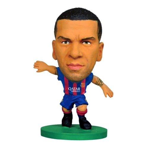 Soccerstarz - Barcelona - Dani Alves in Home Kit