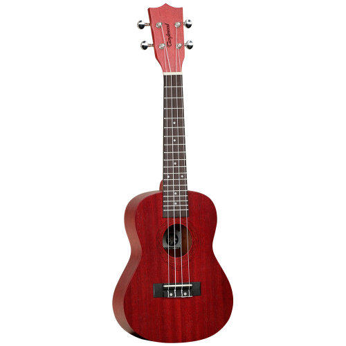 Tanglewood TWT3TR - Trans Red Ukulele