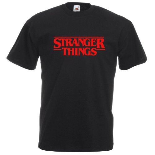 Stranger Thing Logo Kids T-shirt