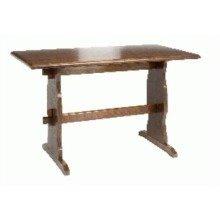 Yankee Wood Table Walnut Solid Hardwood 106 X 60