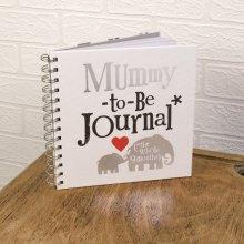 Mummy to be Journal - Baby Keepsake Journal Gift - New Baby Preganancy
