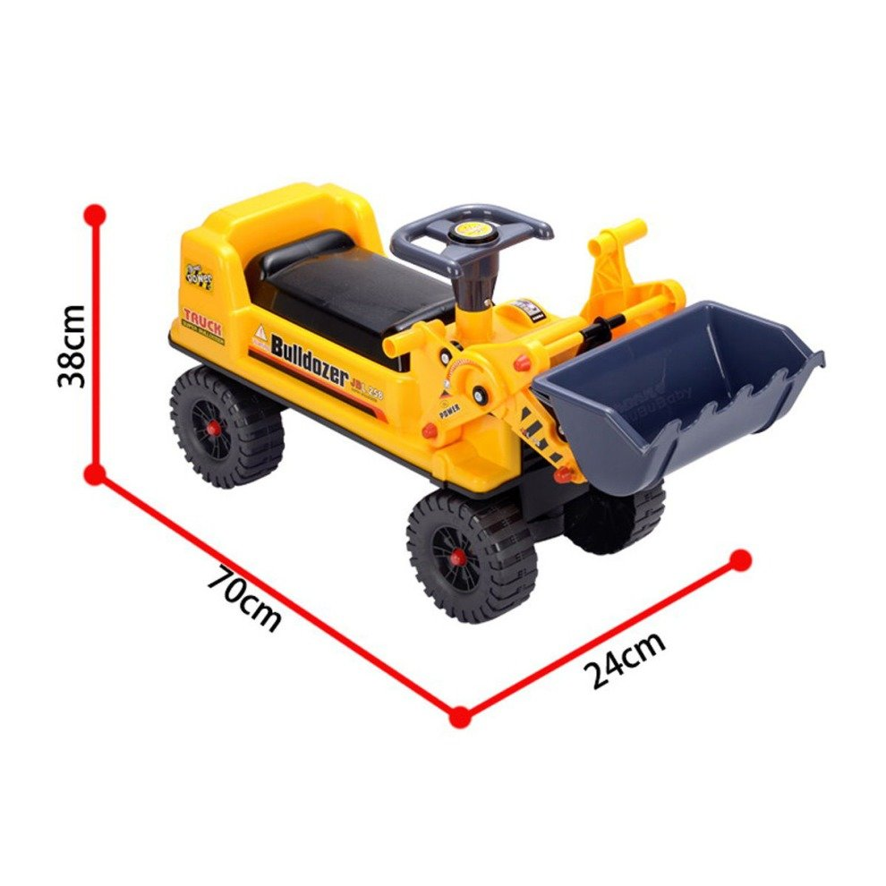 Deao Childrens Ride On Excavator Digger Kids Farm Outdoor Toy Ride On Tractor Digger~c5370~p1001224 on 10 Diy Musical Instruments For Kids