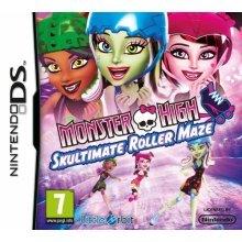 Monster High: Skultimate Roller Maze (Nintendo DS)